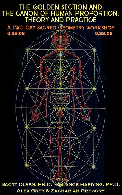 Sacred Geometry At Cosm