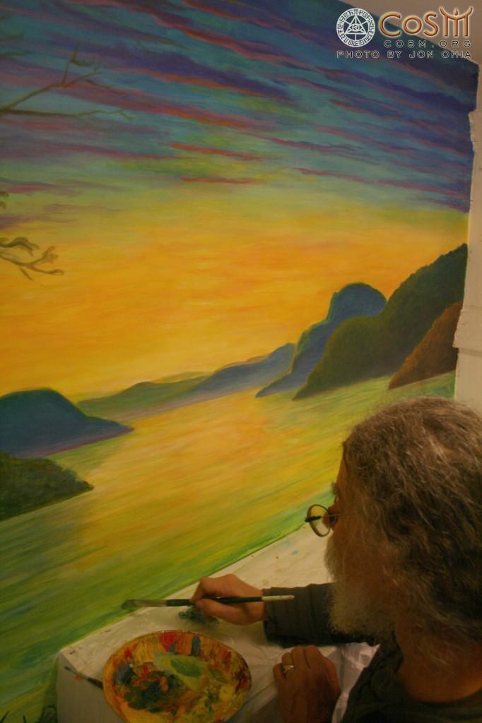 mark henson painting