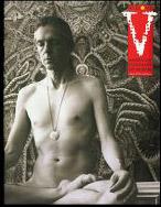 V Cover Art