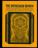The Entheogen Review Cover Art