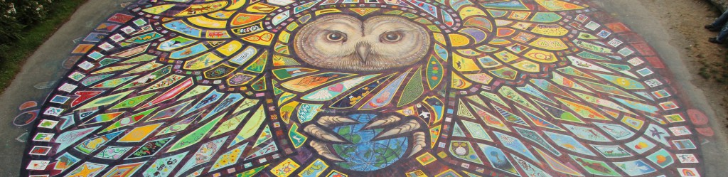 Community Mandala Banner