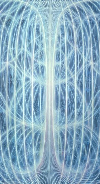 Sacred Mirror series Universal Mind Lattice