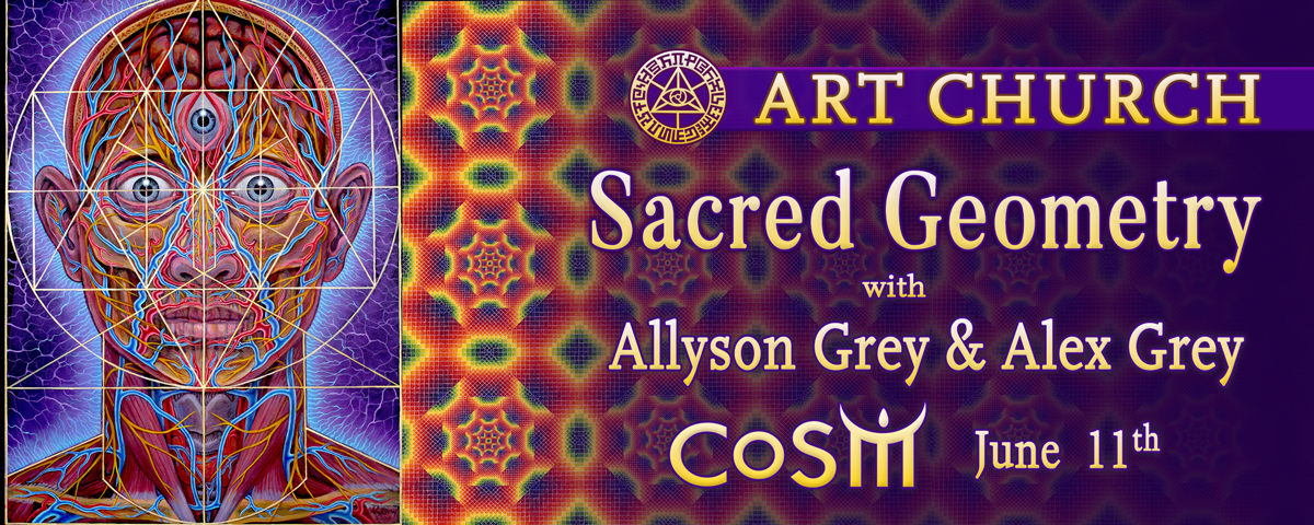 Art Church: Sacred Geometry - Chapel of Sacred Mirrors