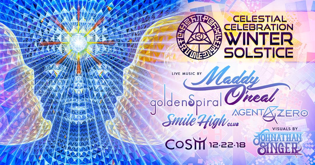 2018 Winter Solstice Celestial Celebration Chapel Of Sacred Mirrors