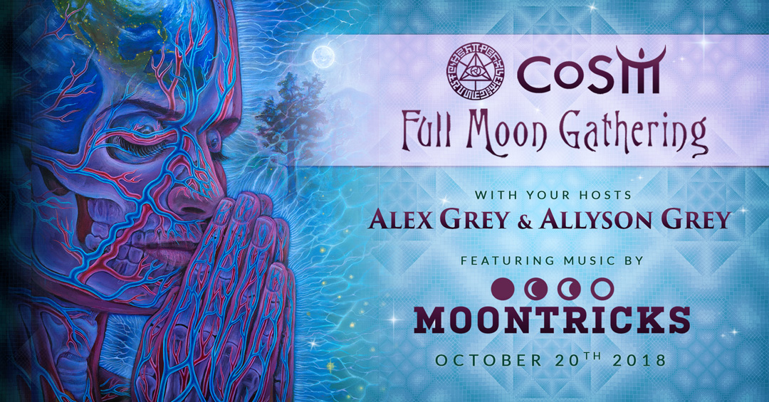Full Moon Gathering October 2018 Chapel Of Sacred Mirrors