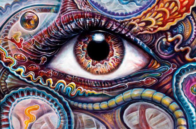Eyeball With Your Subject