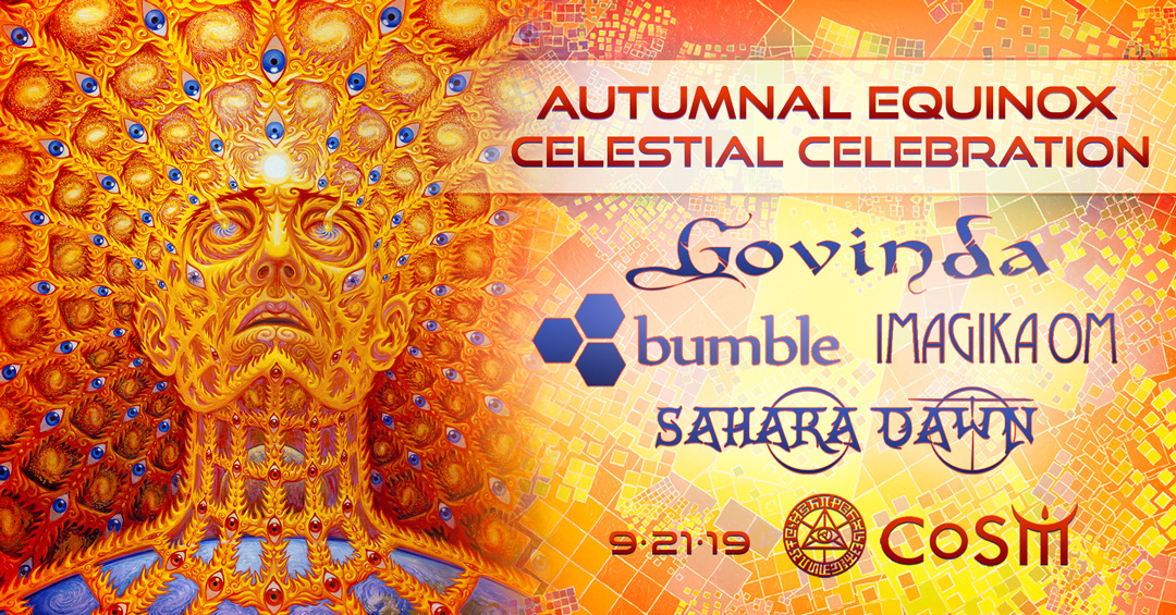 2019 Autumnal Equinox Celestial Celebration - Chapel of